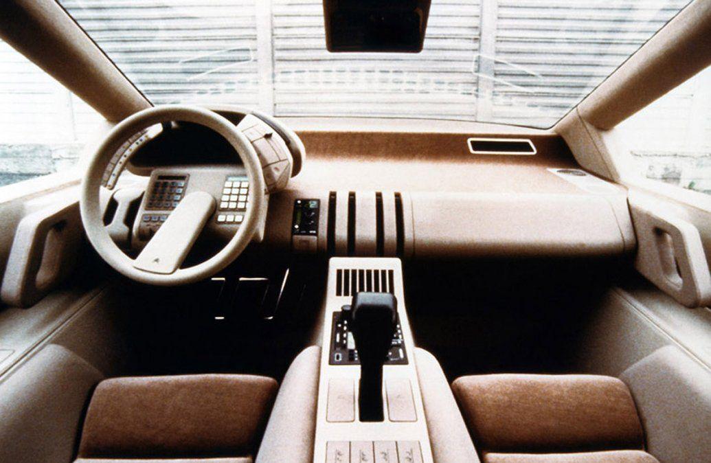 El puesto de mando del Citroën Xenia