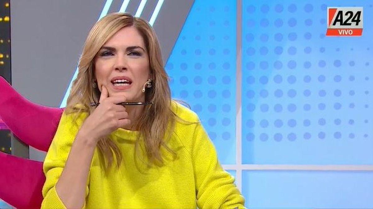 Viviana Canosa llamó a votar para cambiar el país.