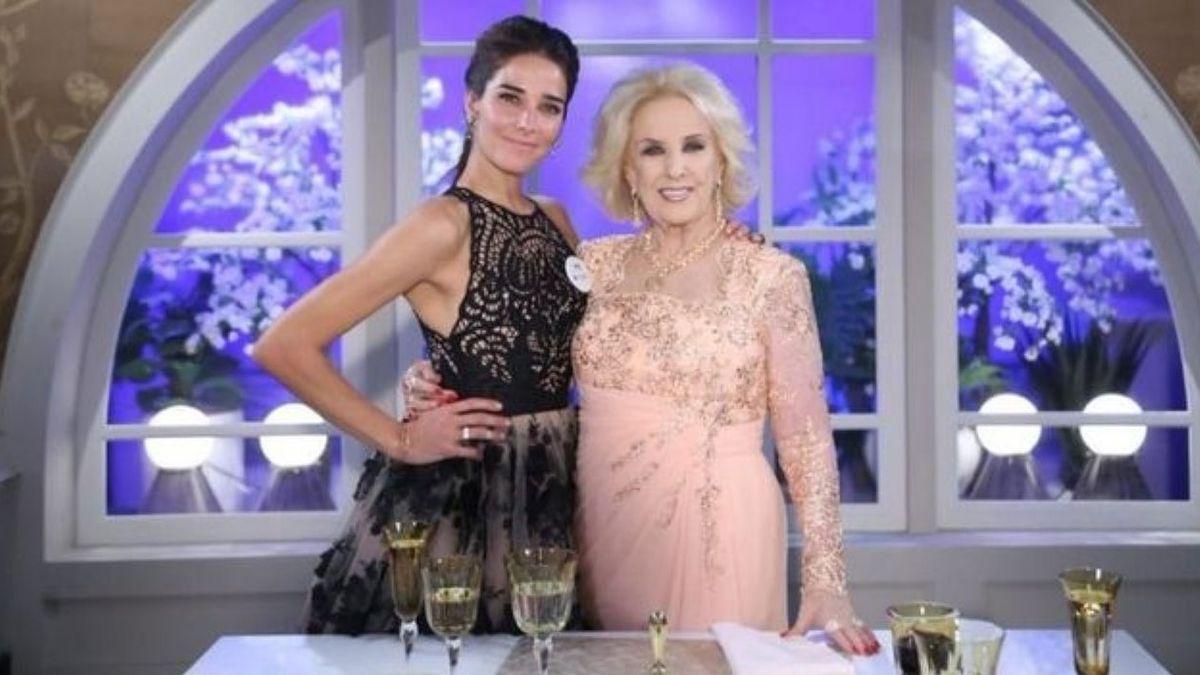 ¿Quién hizo más rating: Juana Viale o Mirtha Legrand?