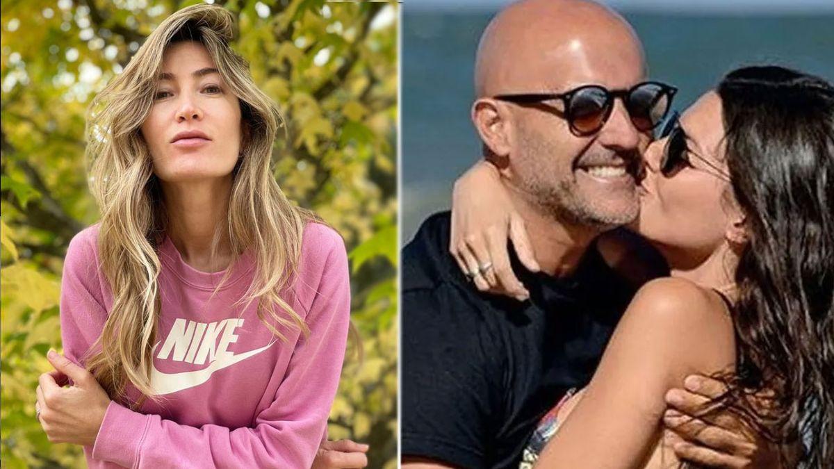 La reacción de la mujer del Pelado López tras que Jujuy hablara mal del noviazgo que tuvieron