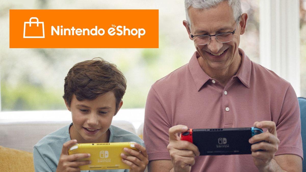 La Nintendo eShop llega al país.