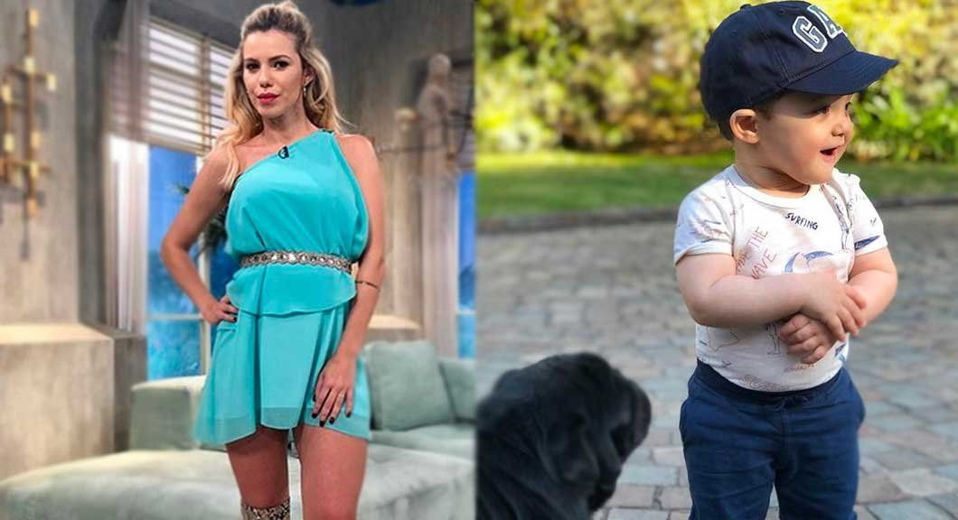 La preocupación de Lola Bezerra: operan a su hijo de un año y medio de la cabeza