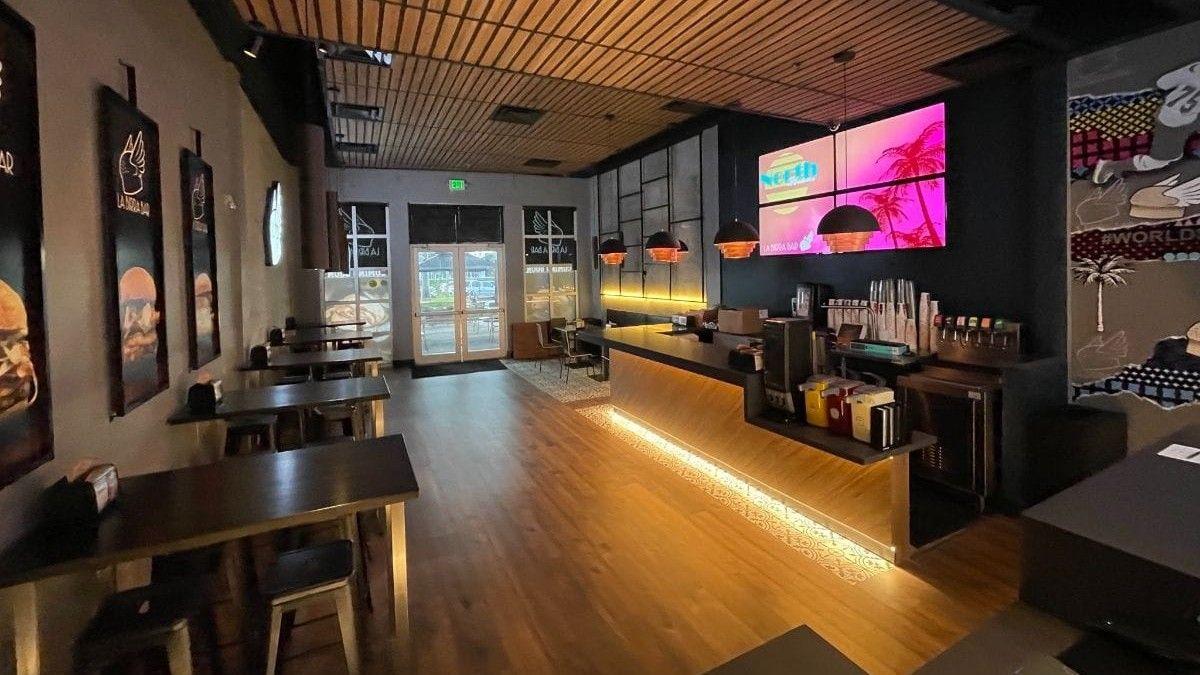 Así es el local de La Birra Bar en Miami.