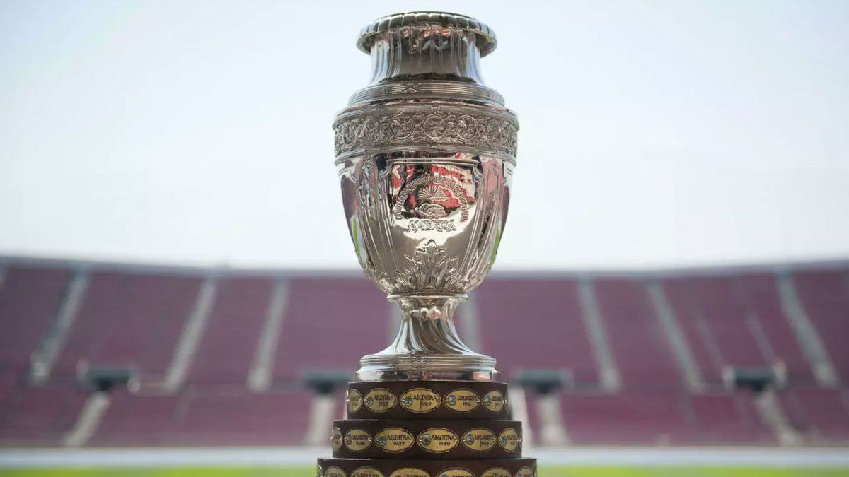 La Conmebol permitirá a las selecciones presentar la lista de 28 jugadores para la Copa América.