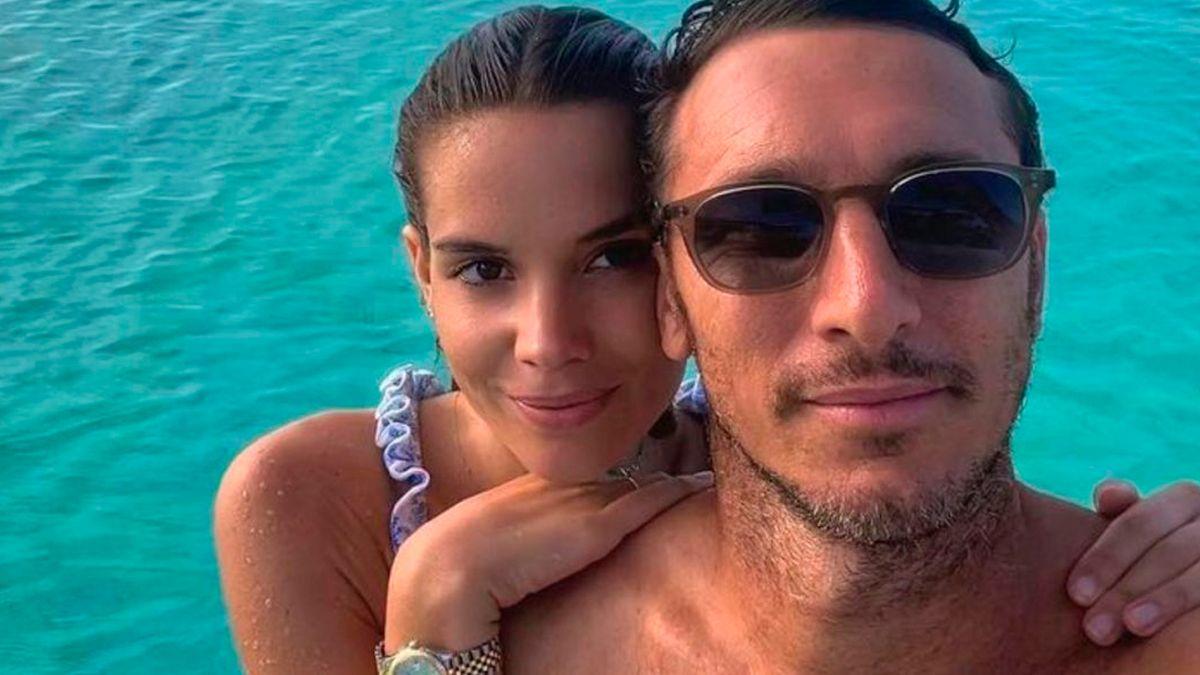 Pico Mónaco y Diana Arnopoulos anunciaron el sexo de su bebé.