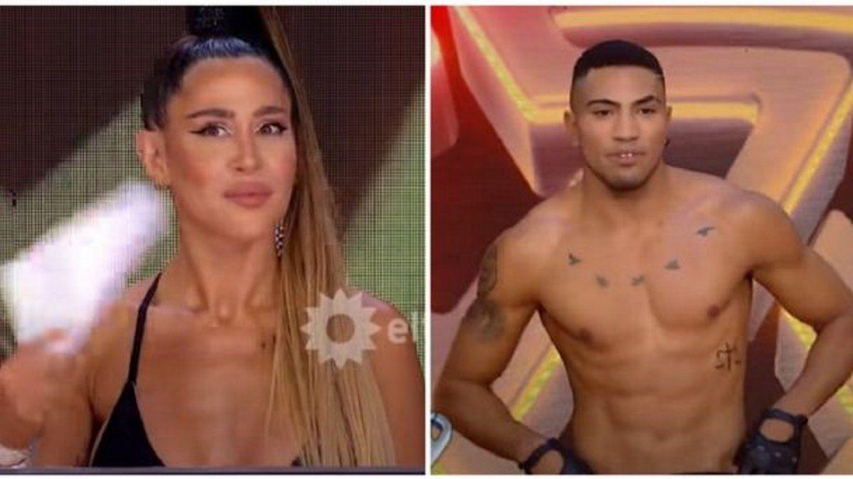 El bailarín de Romina Richi habló de su relación con Jimena Barón