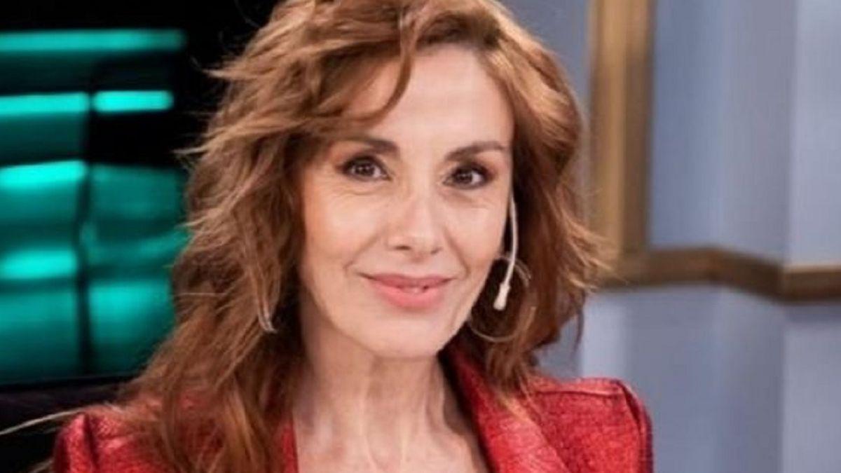 Picante respuesta de Viviana Saccone a un hater