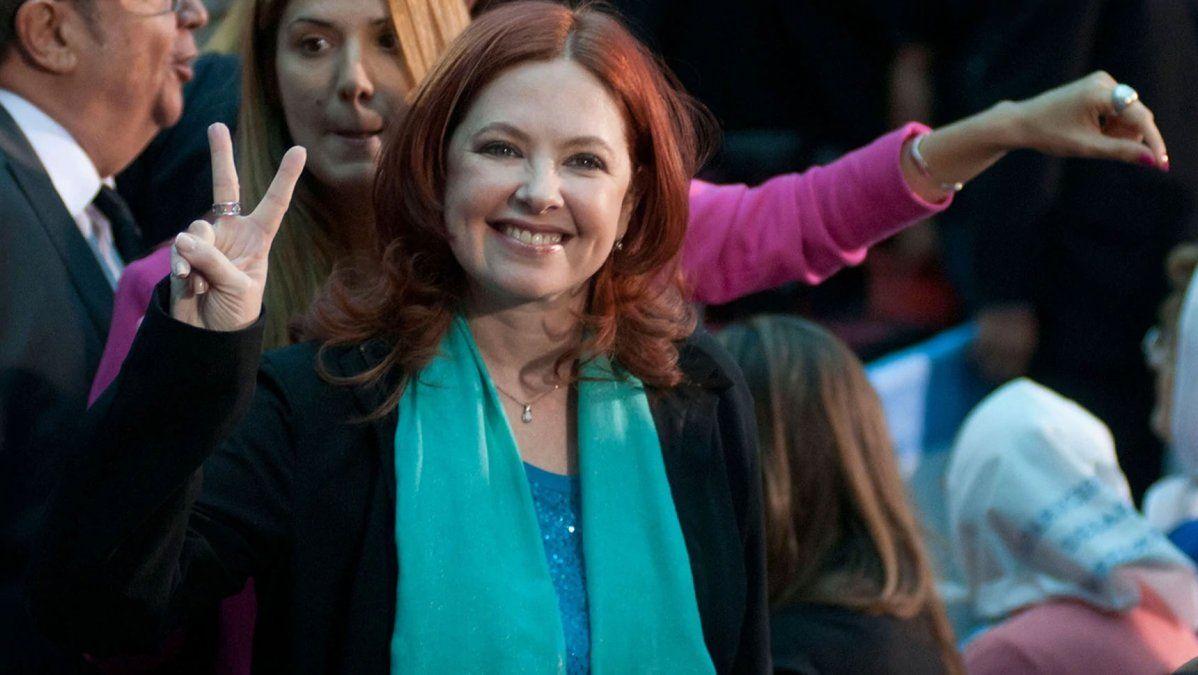 Piden que Andrea del Boca y De Vido vayan a juicio oral por la telenovela Mamá Corazón