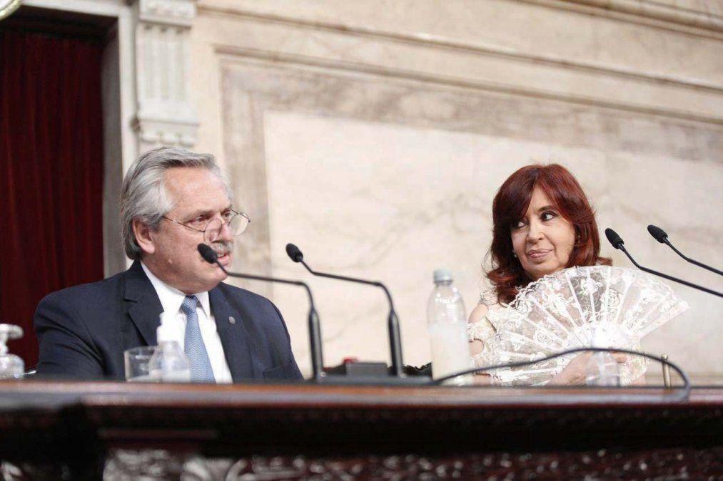 Alberto Fernández sobre los dichos de la vicepresidenta sobre la deuda con el FMI: Yo lo digo de un modo
