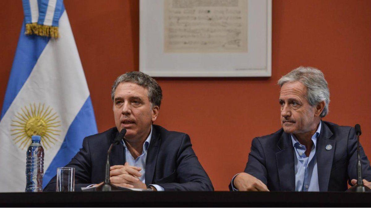 Dujovne anunció un recorte del gasto público por $20 mil millones