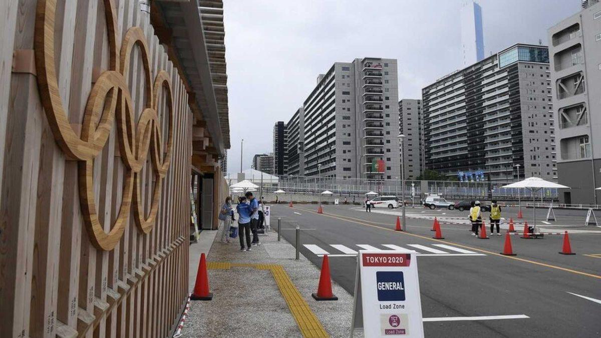 La Villa Olímpica de los Juegos Olímpicos 2021 ya tiene sus primeros casos de Covid-19.
