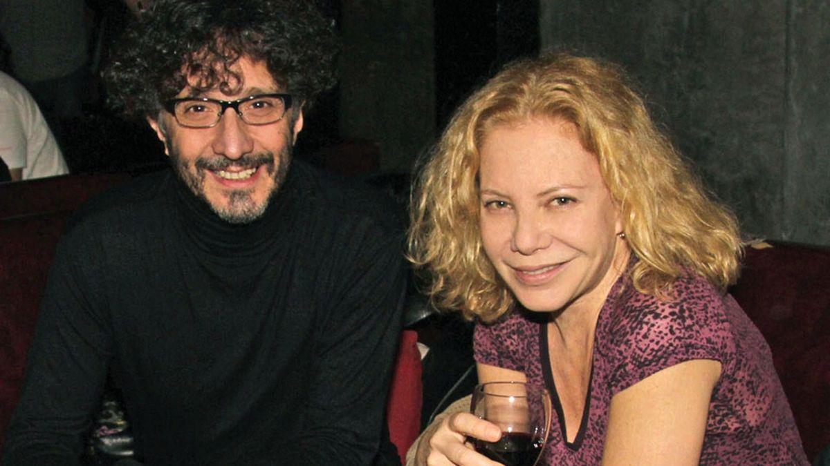 Cecilia Roth recordó cómo conoció a Fito Páez: Era un problema