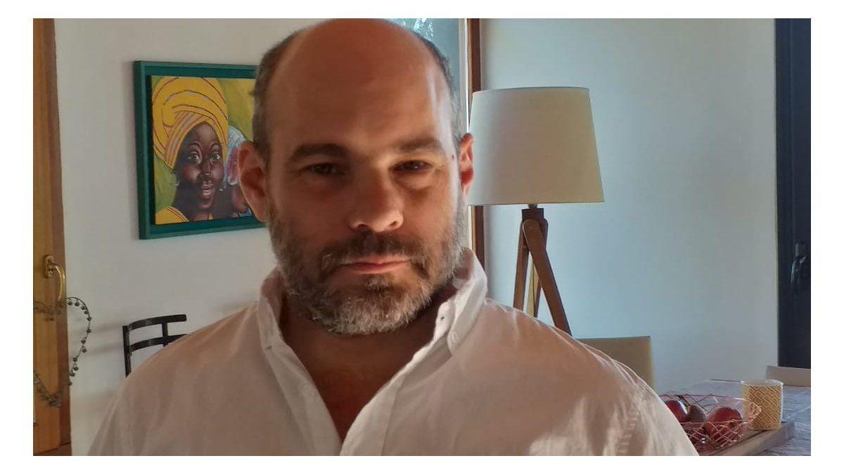 Luis Villanueva es abogado