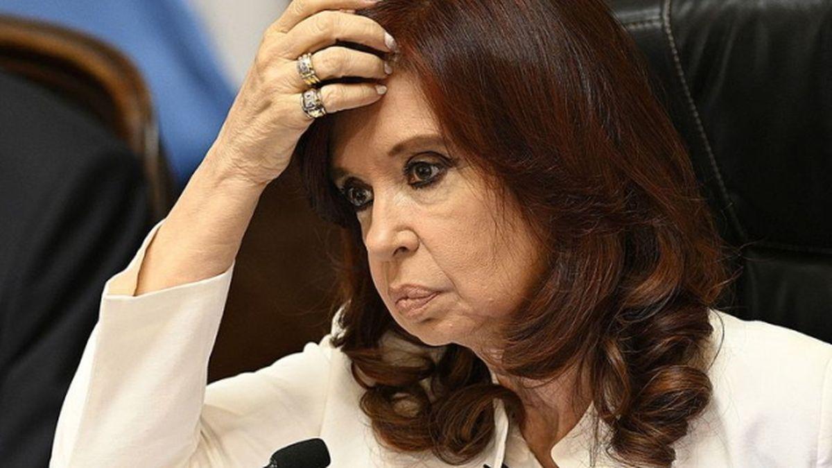La vicepresidenta Cristina Fernández de Kirchner declaró $16,4 millones en bienes y propiedades. (Foto: archivo)