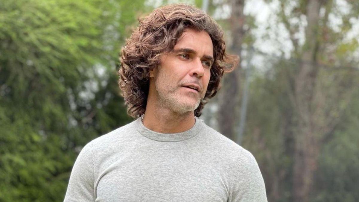 Tras su versión del tema de Gustavo Cerati, ahora Mariano Martínez hizo un cover de Luis Miguel
