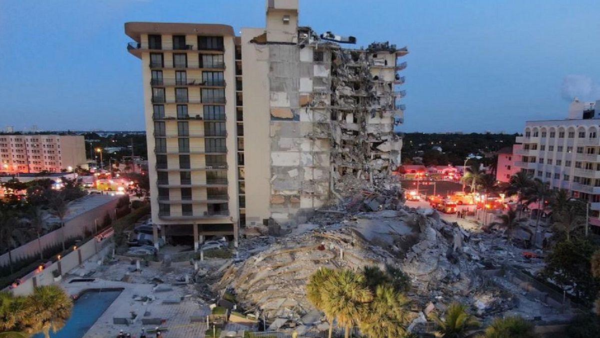 Las autoridades esperan hallar más víctimas fatales entre los escombros.