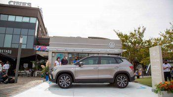 Volkswagen se prepara para darle al Taos una difusión espectacular, antes de su lanzamiento comercial. El recorrido de los pop-up stores de Taos: Nordelta: Centro Comercial desde el 21/4 al 25/4 de 10 a 19 h, Rosario: Puerto España desde el 29/4 al 2/5 de 13 a 19 h, Córdoba: Córdoba Shopping desde el 5/5 al 9/5 de 10 a 19 h, Mendoza: Palmares Open Mall desde el 12/5 al 16/5 de 10 a 19 h, Salta: Alto NOA desde el 21/5 al 25/5 de 10 a 19 h