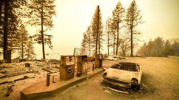 Ya son 44 los muertos por el impactante incendio en California