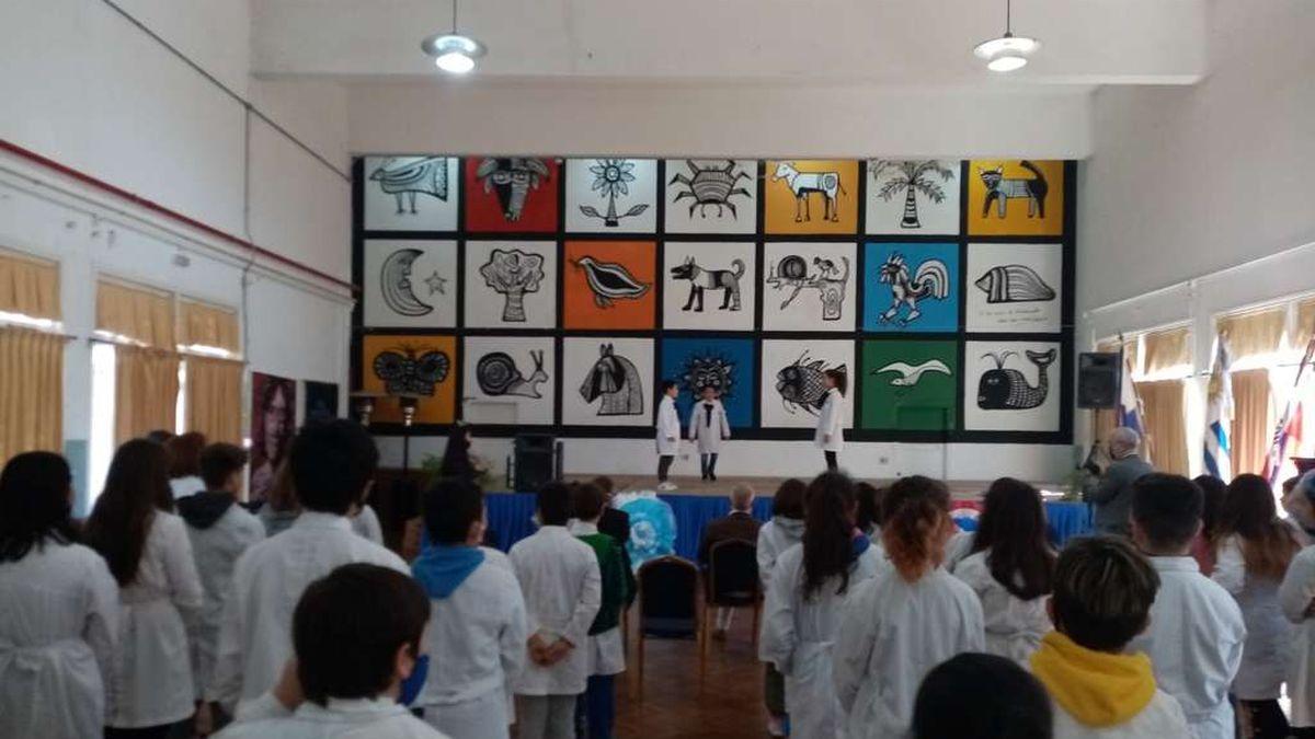 Uruguay con clases presenciales sin cupos en todos los niveles (Foto: Archivo)