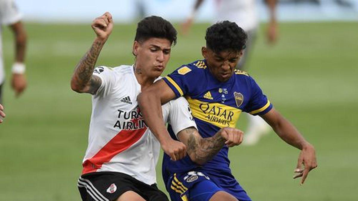 Boca-River ya tiene árbitro para el Superclásico de Copa Argentina: Patricio Lousteau.