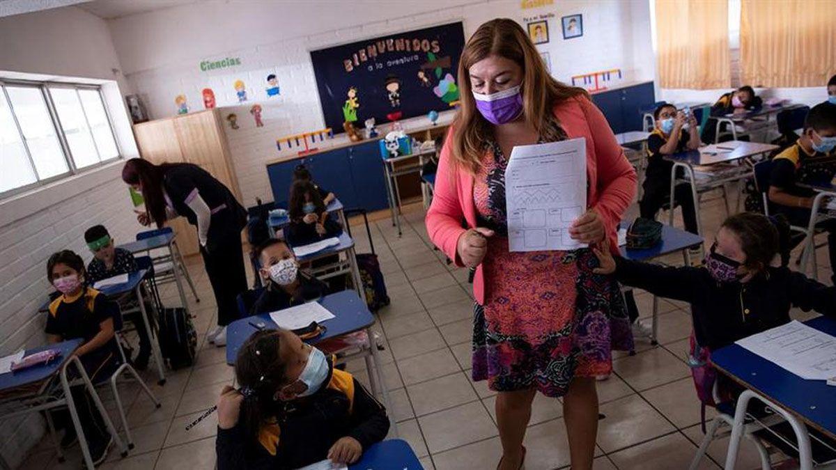 La Ciudad de Buenos Aires estableció un nuevo protocolo de burbujas en las escuelas (Foto: Archivo)