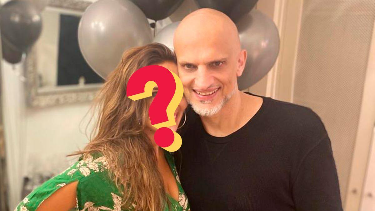 Guillermo Marín presentó a su nueva novia... ¿es más joven que Valeria Achimó?