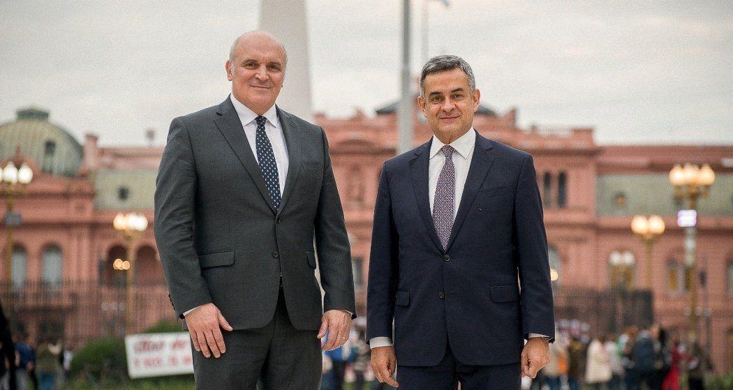 Luego de que su principal aliado se fue con Macri, Espert acusa al Gobierno de intentar proscribirlo en las elecciones