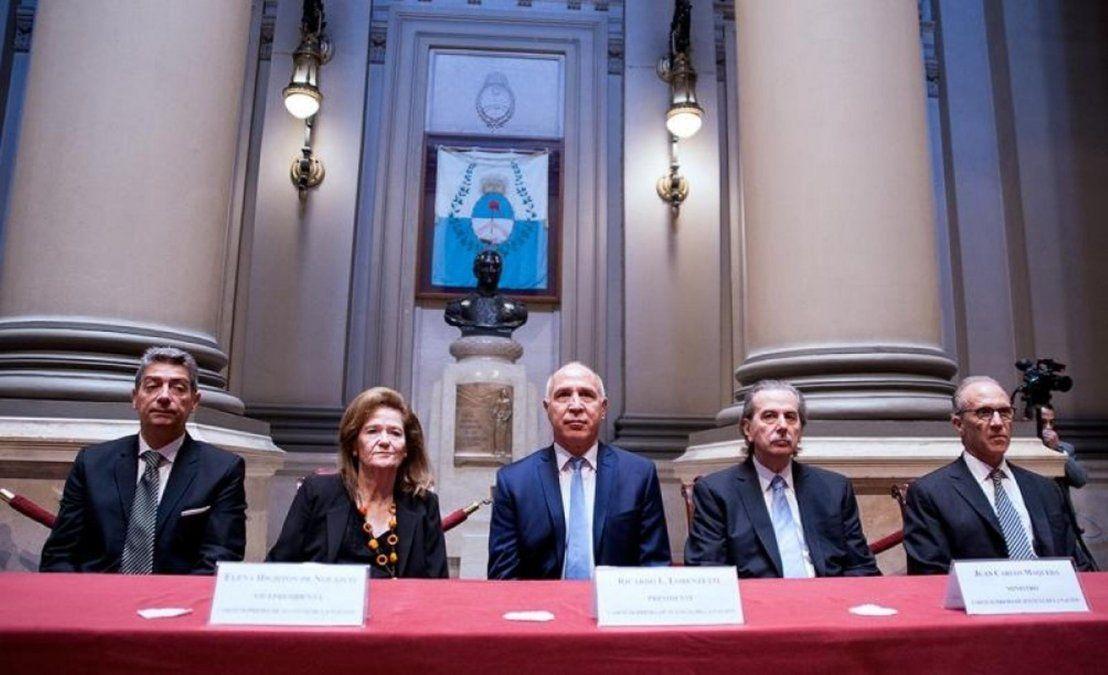 La Corte le dio traslado a la Ciudad de Buenos Aires