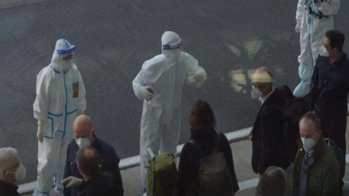 La pandemia se ocultó desde un principio: la condundente conclusión de los expertos de la misión de la OMS en Wuhan