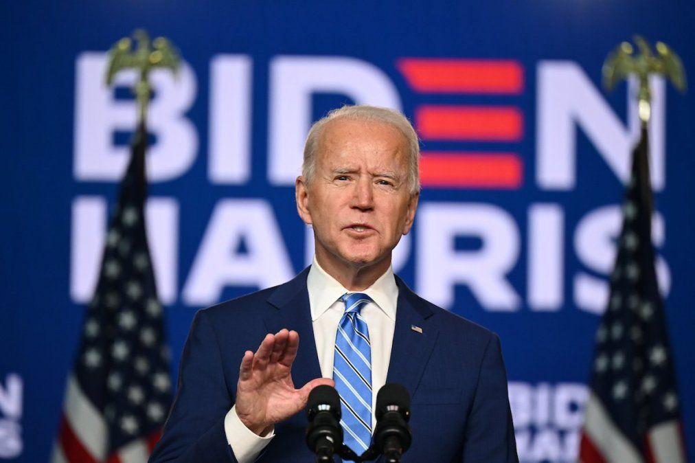 Biden se acerca a la Casa Blanca: la carrera presidencial se definiría en Nevada