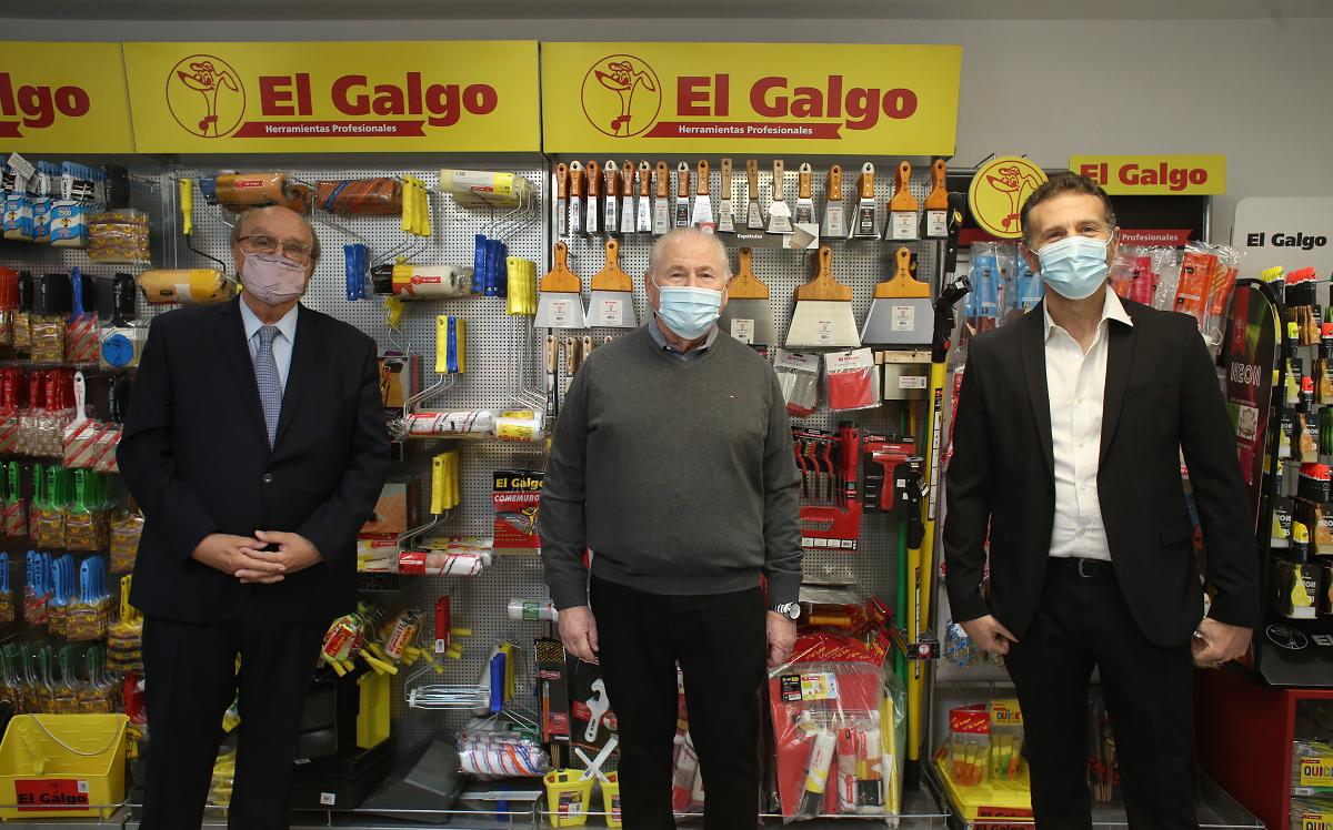 La empresa El Galgo utilizará un crédito del BICE para aumentar su productividad y mejorar su competitividad a nivel regional.