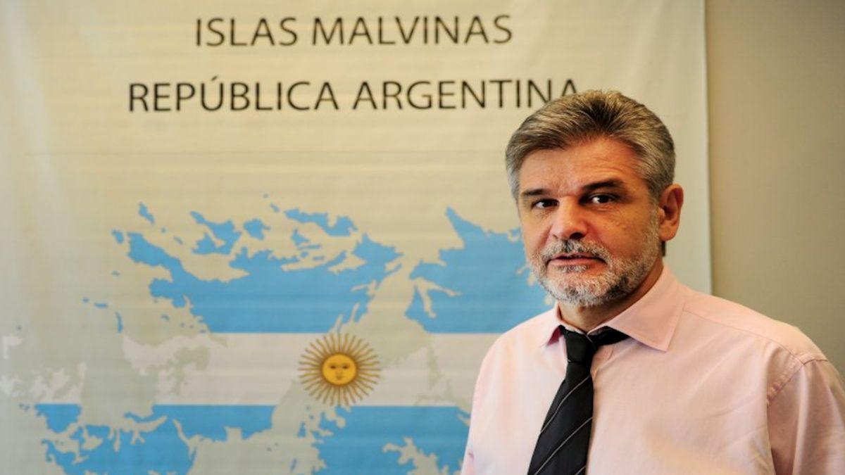 Daniel Filmus criticó las declaraciones de Beatriz Sarlo sobre la soberanía argentina en las islas Malvinas (Foto: archivo).