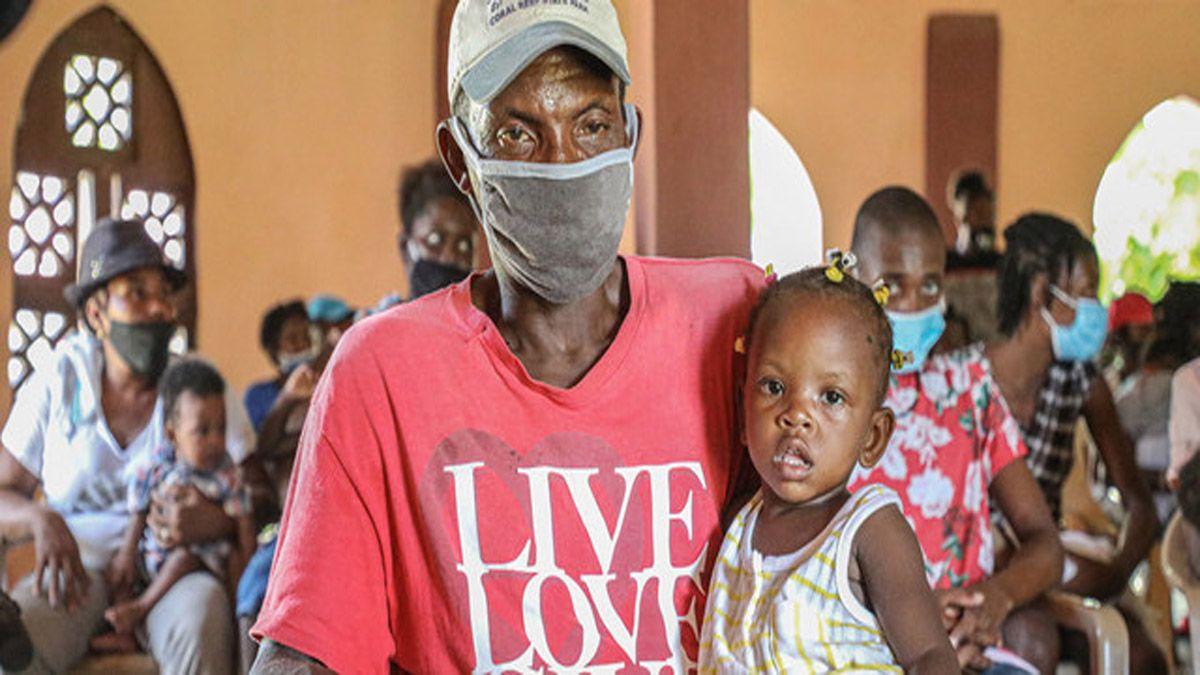 En países con escaso acceso a vacunas
