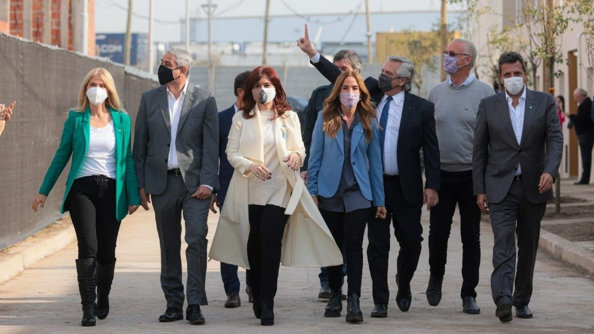 Cristina Fernández de Kirchner debe enfrentar aún varias causas judiciales. (Foto: archivo)