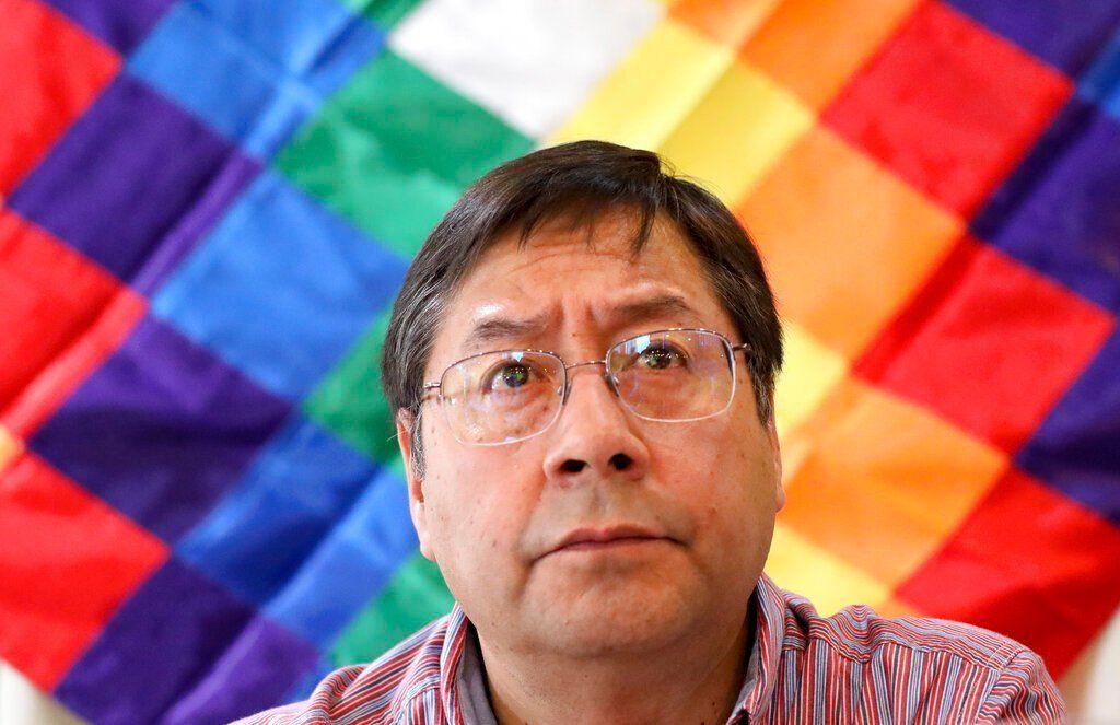 El candidato de Evo Morales sería el nuevo presidente de Bolivia aunque aún se esperan más datos oficiales