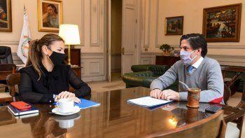 Soledad Acuña: Trotta todavía no me contestó el teléfono