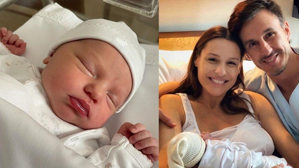 Ana, la beba de Pampita y Moritán, ya tiene redes sociales