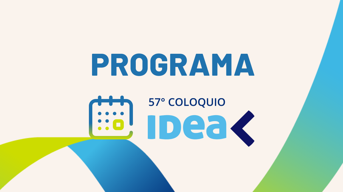 Coloquio IDEA   Cronograma de Actividades