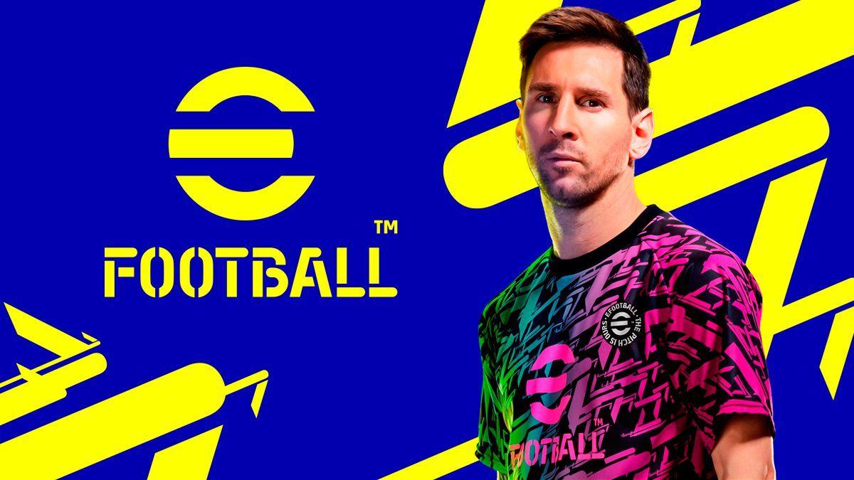 Messi presenta el primer gameplay de eFootball