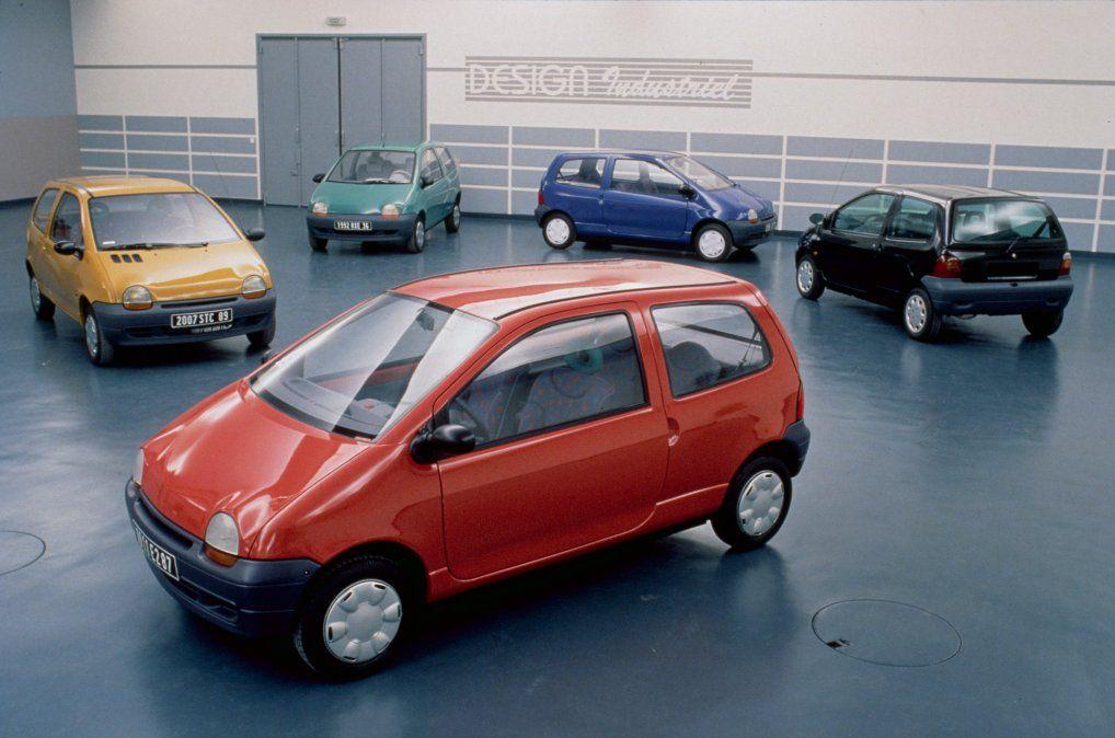La primera generación del Renault Twingo es un buen ejemplo de la osadía de la marca. Por aquel entonces