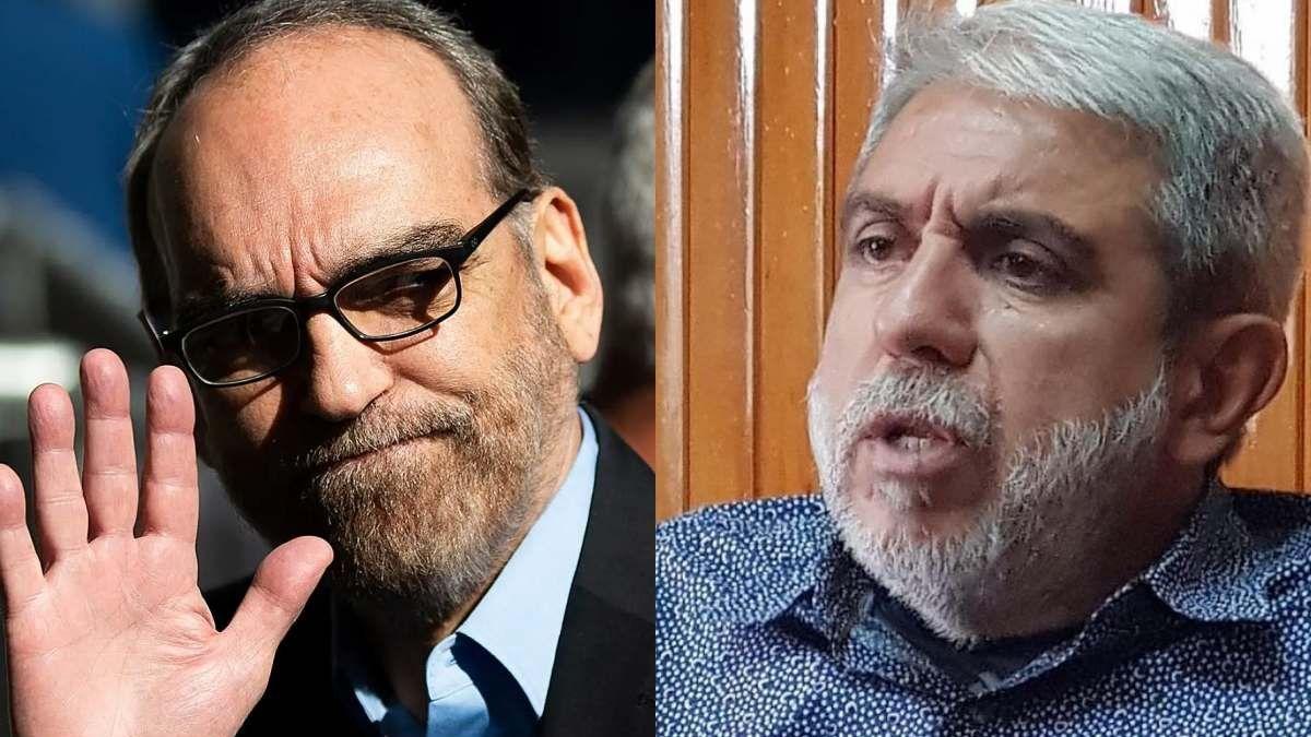 Aníbal Fernández y la respuesta de Fernando Iglesias