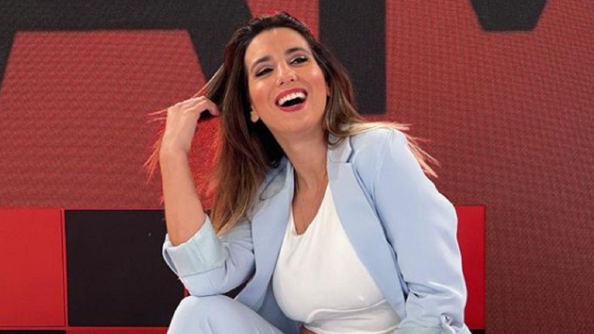 Cierre de campaña: Cinthia Fernández en portaligas en el Congreso