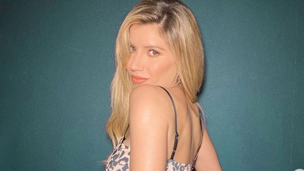 Una foto de Laurita Fernández despertó rumores de embarazo