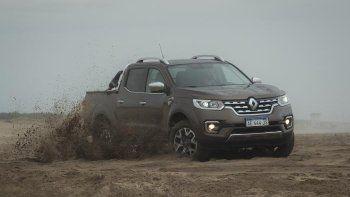 Renault Life Summer Edition: Una propuesta itinerante y federal con la nueva pick-up Alaskan