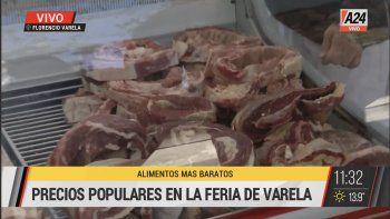 El Gobierno lanzó la Canasta Ahorro en ferias populares: conocé los precios