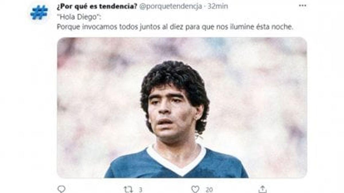Twitter se llenó de memes en la previa de la final entre Argentina y Brasil.