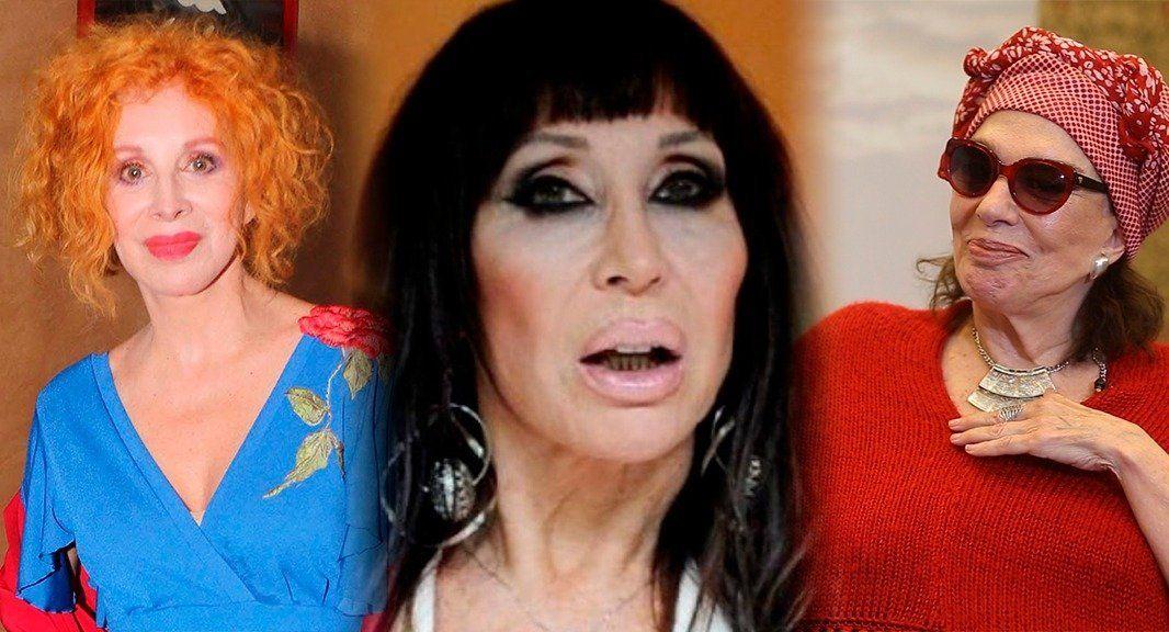 Graciela Borges, Moria Casán y Nacha Guevara cuestionaron el permiso especial para los mayores de 70