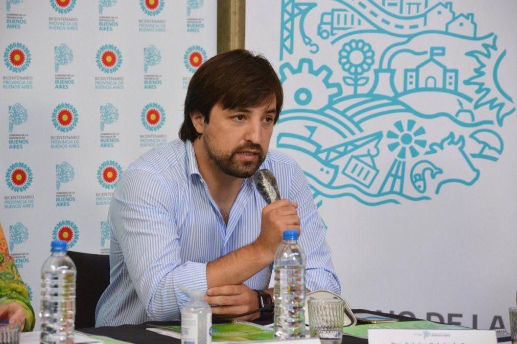 El viceministro de Salud de la provincia de Buenos Aires