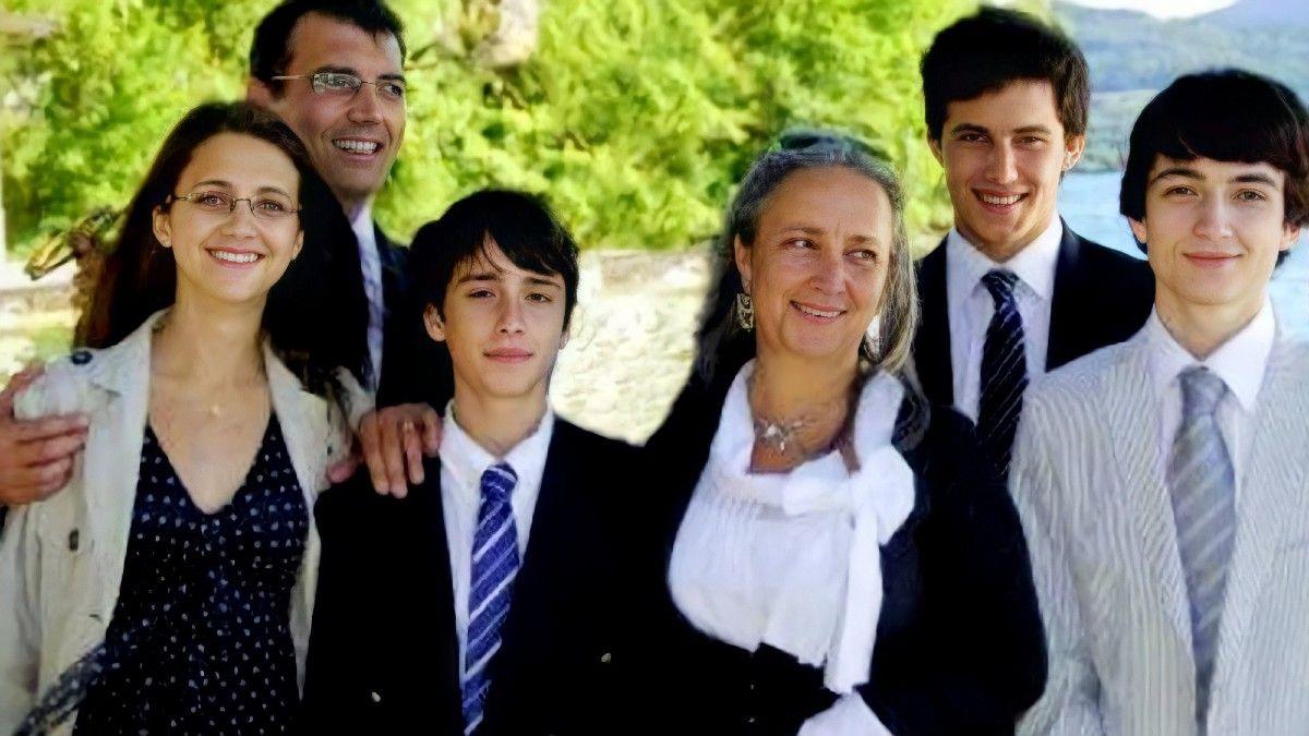 La familia Dupont de Ligonnès.