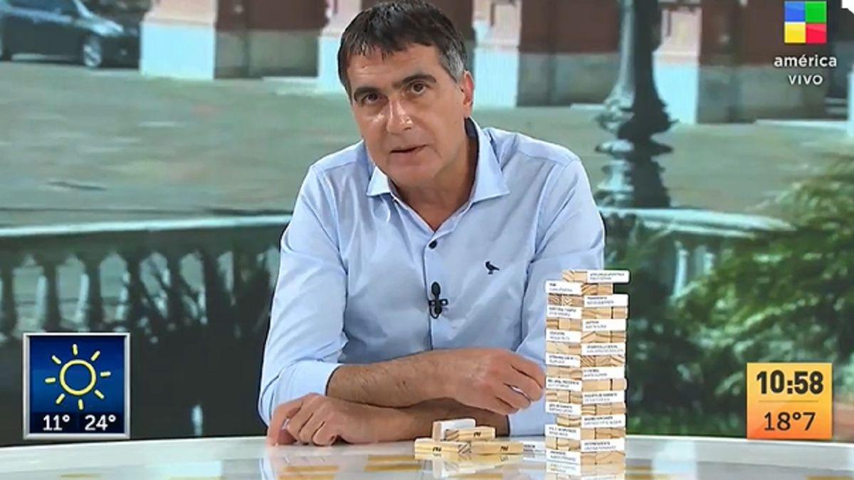 Antonio Laje, jenga y análisis de las renuncias presentadas en el Gobierno